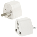 Plug Adapter, Travel Power Adaptor with AU Socket Plug