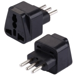 Plug Adapter, Travel Power Adaptor with Italian Plug