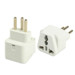 Plug Adapter, Travel Power Adaptor with  Brazil Plug