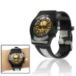Кварцевые часы Skeleton Style