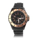 Спортивные кварцевые часы ICE Style (Черные)