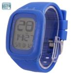 LED часы с сенсорным экраном (Синие)
