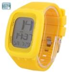 LED часы с сенсорным экраном (Желтые)