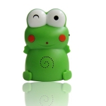 Mung bean Frog Welcome device / optical sensor doorbell, High: 10.7cm