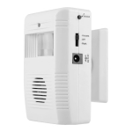 Infrared Welcome Device / Infrared Sensor welcome Doorbell