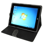 Leather Case for 9.7 inch Tablet PC (Using in S-WMC-0234S)