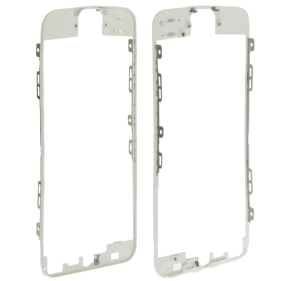 LCD & Touch Screen Frame for iPhone 5(White)