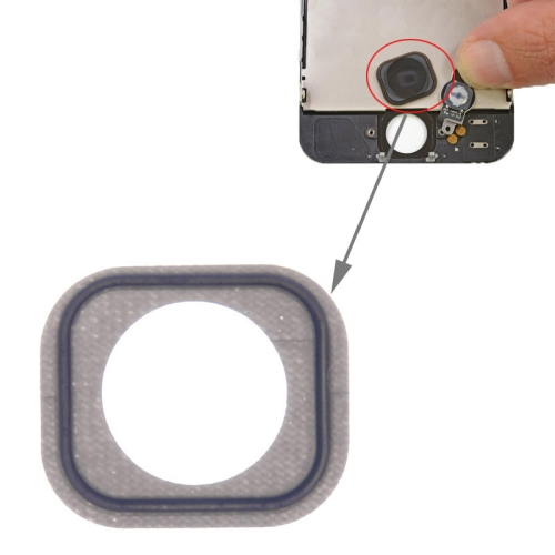 Home Button Plastic Pad for iPhone 5