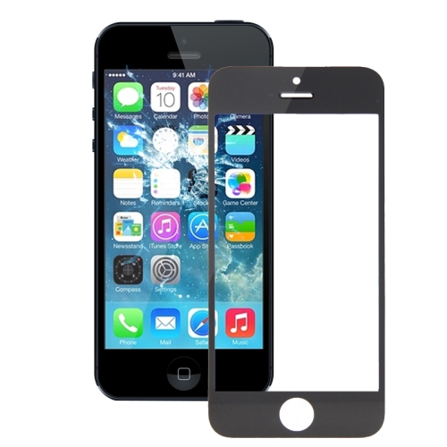 Replacement Touch Screen Panel Touch Digitizer for iPhone 5S (Black)