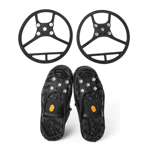 SUNSKY - Reviews for Round Shape Magic Spike Anti-slip Soles Crampon (2 pcs in one packaging,the price is for 2 pcs )(Black)