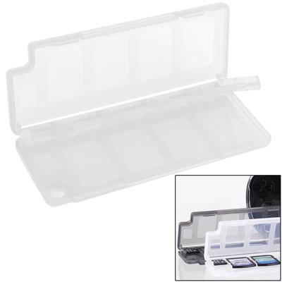 10 1 Alta Calidad Hepd Juego Materiales Tarjetacaja Para Sony Ps Vita Blanco