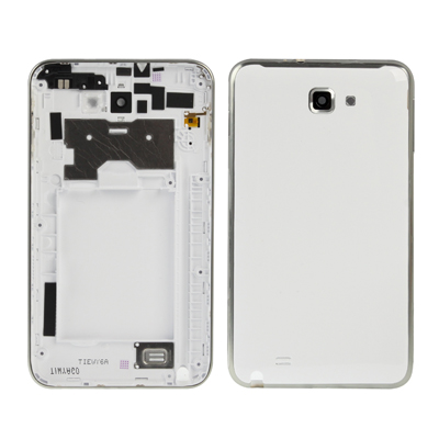 N7000 HOUSING MIDDLE+BACK (WHITE/BLACK)