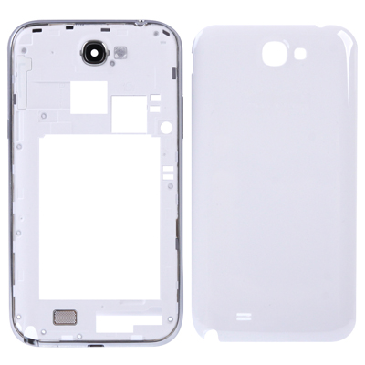 N7100 HOUSING MIDDLE+BACK (WHITE)