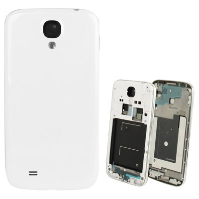 Chassis with Back Cover for Samsung Galaxy S IV / i9500Chassis with Back Cover for Samsung Galaxy S IV / i9500 White/Blue