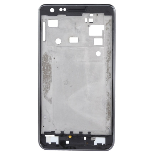 LCD Middle Board with Button Cable, Replacement for Samsung Galaxy S II / i9100 (Black/White)