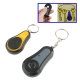 RF Wireless Super Electronic Key Finder with Receiver Kit (Yellow)