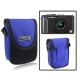 Universal Mini Digital Camera Bag, Size: 10 x 8 x 3.5cm (Blue)