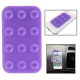 Anti-Slip Mat Super Sticky Pad for Phone / MP4 / MP3 (Eggplant color)