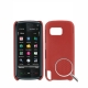 Dream Mesh Case for Nokia 5800 (Red)