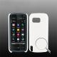 Dream Mesh Case for Nokia 5800 (White)