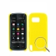 Dream Mesh Case for Nokia 5800 (Yellow)