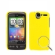 Dream Mesh Case for HTC G7 (Yellow)