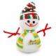 Hang Decorations Display Ornament Snowman for Christmas Trees (Random Color Delivery)