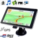 7 Inch TFT Touch Screen GPS Navigation with 2GB TF card and Map