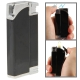 2 in 1 (Lighter + Electric Shock) Magic Trick Prank (Black)
