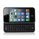 Ultra-Thin Slide-out Wireless Bluetooth Keyboard for iPhone 4 & 4S / iPhone 4 (CDMA)