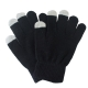 Dot Gloves of Touch Screen for iPhone 5, iPhone 4 & 4S / iPad / iPod Touch, BlackBerry, HTC and other Touch Screen Mobile Phones (Black)