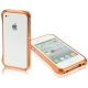 Aluminum Bumper Case for iPhone 4 & 4S (Nacarat)