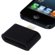 30 Pin Female to Lightning 8 Pin Male Adapter for iPhone 5, iPad mini, iPod touch 5 (Black)