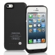 2500mAh Smooth Surface External Battery / Power Bank for iPhone 5 (Black)