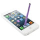 Pen Style Stylus Touch Pen for iPhone 5 / iPhone 4 & 4S / 3GS / iPad 4 / New iPad / All Capacitive Screen Products (Purple)