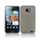 Translucency TPU Case for Samsung i9100 / Galaxy S2 (Gray)
