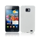 Translucency TPU Case for Samsung i9100 / Galaxy S2 (White)