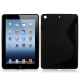 S Line TPU Case for iPad mini (Black)