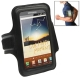 Sports Armband Case for Samsung Galaxy Note / i9220 / N7000 (Black)