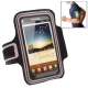 Sports Armband Case for Samsung Galaxy Note / i9220 / N7000 (Baby Pink)