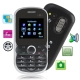 S700 Black, Russian Keyboard, Bluetooth FM function Mobile Phone, Dual sim cards Dual standby, Dual band, Network: GSM900 / 1800MHZ