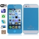 i5S Baby Blue, Analog TV (SECAM/PAL/NTSC), Wifi JAVA Bluetooth FM function 4.0 inch Touch Screen Mobile Phone, Quad band, Network: GSM850/900/1800/1900MHZ