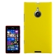 Anti-scratch Plastic Case for Nokia Lumia 1520 bendit (Yellow)