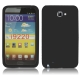 Silicone Case for Samsung Galaxy Note / i9220 / N7000 , Note LTE / N7005 (Black)