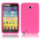 Silicone Case for Samsung Galaxy Note / i9220 / N7000 , Note LTE / N7005 (Pink)