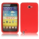 Silicone Case for Samsung Galaxy Note / i9220 / N7000 , Note LTE / N7005  (Red)