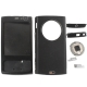 Full Housing Cover for Nokia N95, with logo (Black)