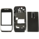 Full Housing Cover for Nokia E66, Original Version (Coffee)