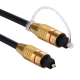 Digital Audio Optical Fiber Toslink Cable, Cable Length: 3m, OD: 5.0mm