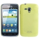 SGP Series Smooth Surface Ultra Thin Plastic Case for Samsung Galaxy Dous i8262D (LightGreen)